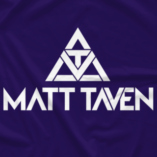 Matt Taven Logo (2 Colors Available)