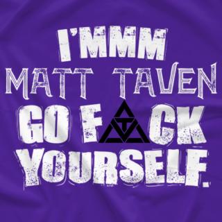 I'm Matt Taven