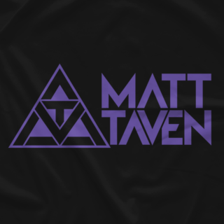 Taven Side Logo (Black)