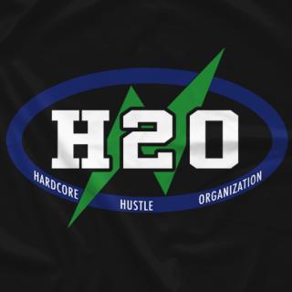 H20 Wrestling: Hardcore Hustle Organization Logo