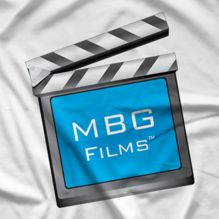 MBG Films Logo T-shirt