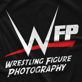 MBG Films Wrestling Figure Photography T-shirt