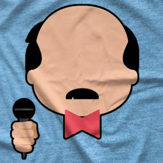 Mean Gene Okerlund Emogene T-shirt