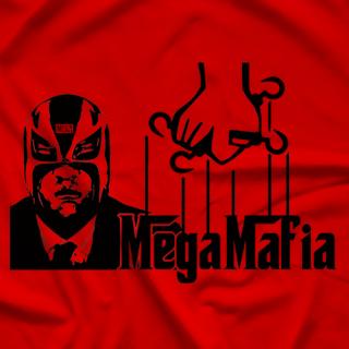 MEGA Wrestling MEGA Mafia T-shirt