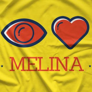 Eye Heart Melina T-shirt