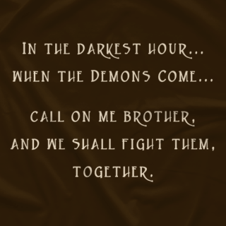 Demon - Brown