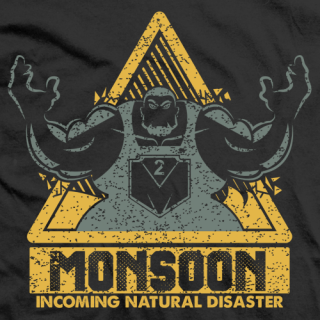 Incoming Natural Disaster