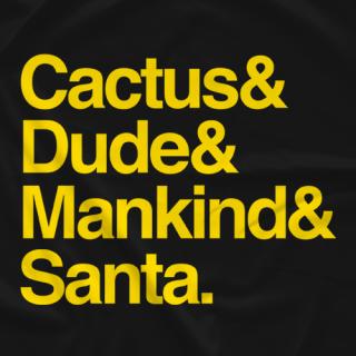 CactusDudeMankindSanta