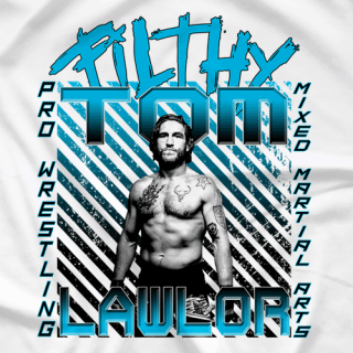 Tom Lawlor Wrestler x MMA Fighter