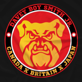 Davey Boy Smith Jr. Logo