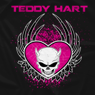 Teddy Hart Skull Wings