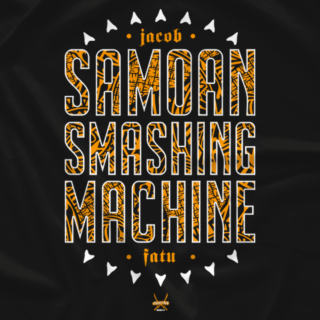 Jacob Fatu Samoan Smashing Machine
