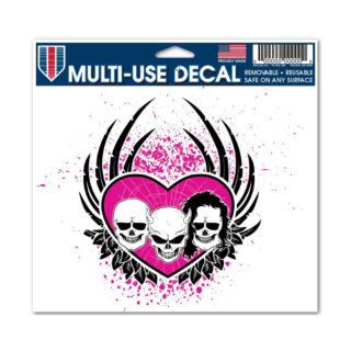 Hart Foundation Sticker Decal - MLW