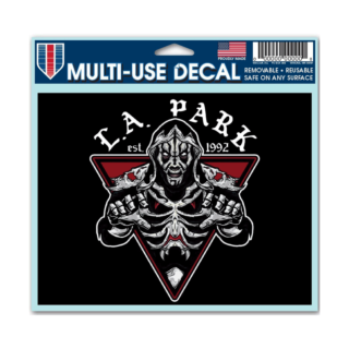 LA Park Sticker Decal - MLW