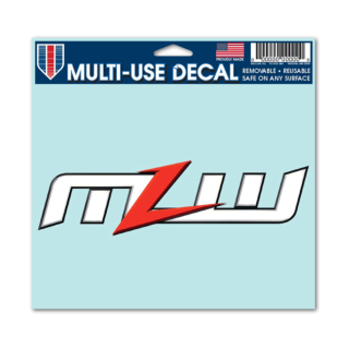 MLW Sticker Decal