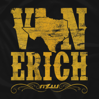 Von Erichs Texas State (Available in 5 Colors!)