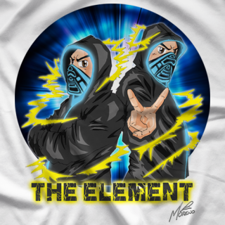 The Element - Charged Up! T-shirt