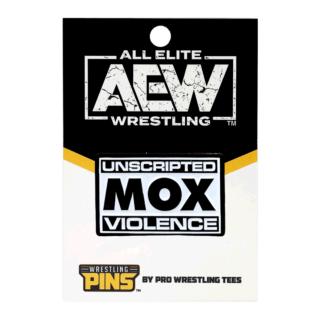 Jon Moxley - Mox Wrestling Pin