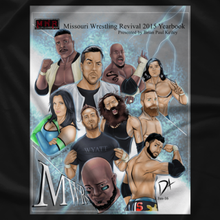 2016 MWR Yearbook Cover
