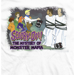 The Mystery Of Monster Mafia T-shirt