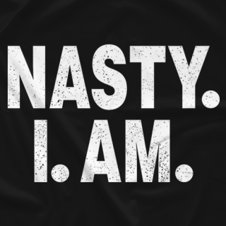 Nasty Boys - Nasty. I. Am. T-shirt