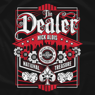 Nick Aldis - The Dealer