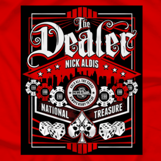 Nick Aldis - The Dealer (Red)