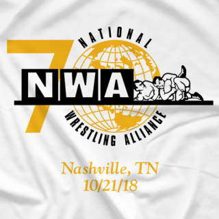 NWA 70th Anniversary Nashville, TN