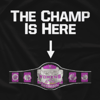 The Champ is Here - NCW Women's Championship