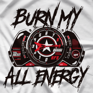 Burn My All Energy - Tanahashi