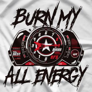 Burn My All Energy - Tanahashi