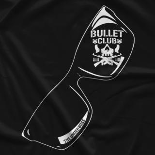 New Japan Pro Wrestling Fale Bullet Club T-shirt