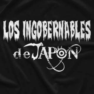 New Japan Pro Wrestling Los Ingobernables De Japon T-shirt