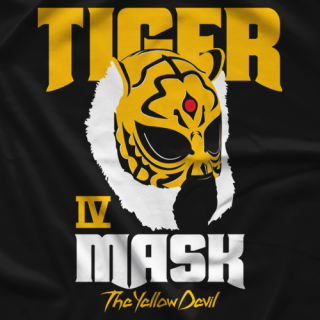 New Japan Pro Wrestling Tiger T-shirt