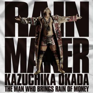 Rain Of Money T-shirt