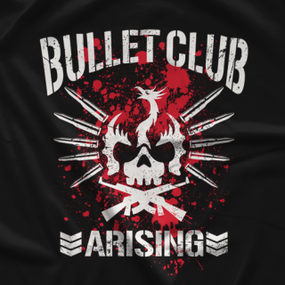Bullet Club Arising T-shirt