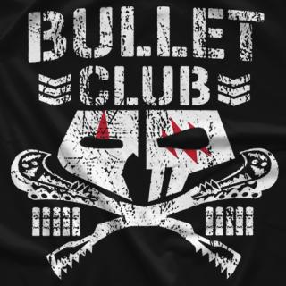 Bullet Club Tama Tonga T-shirt