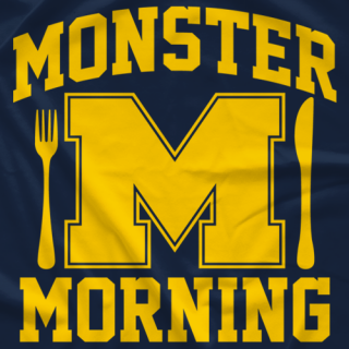 Monster Morning - Manabu Nakanishi