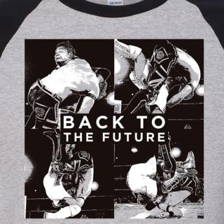 Back to the Future Baseball Tee - Kushida