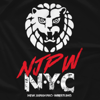 New Japan Pro-Wrestling Co , LTD Official Apparel T-shirt Shop