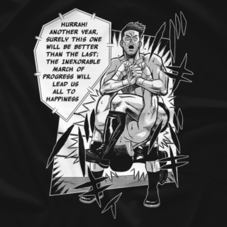 Zack Sabre Jr - Manga (Double-Sided)