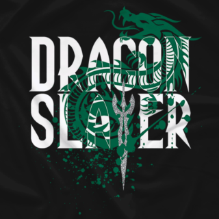Will Ospreay - Dragon Slayer (Double-Sided)