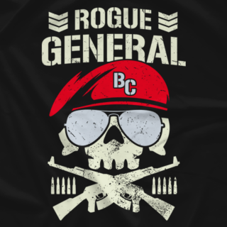 Bad Luck Fale - Rogue General BC (Double-Sided)