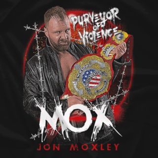 Jon Moxley - Picture (Double-Sided)