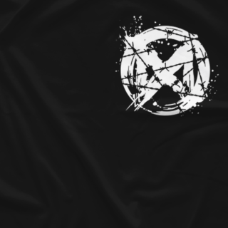 Jon Moxley - Barbed Wire (Double-Sided)