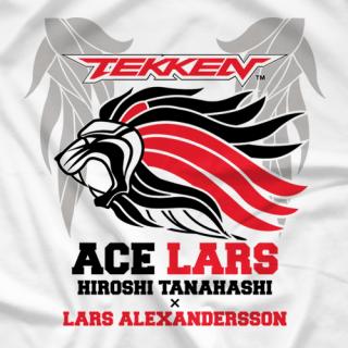 Tekken Ace Lars (Tanahashi x Lars)