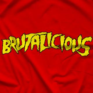 Nick Cutler Brutalicious 2 T-shirt