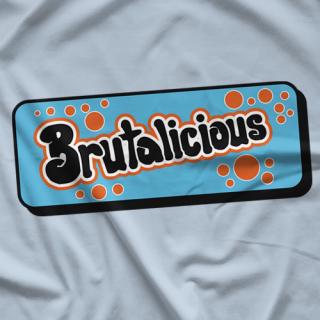 Nick Cutler Brutalicious 3 T-shirt