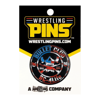 NJPW - Bullet Club USA Wrestling Pin