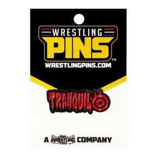 NJPW - Tranquilo Wrestling Pin